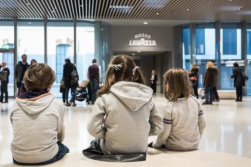 Gli appuntamenti per le famiglie al Museo Lavazza di Torino