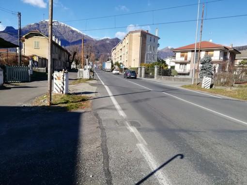 """A Luserna San Giovanni i volontari della Protezione civile """"soccorrono"""" i commercianti"""