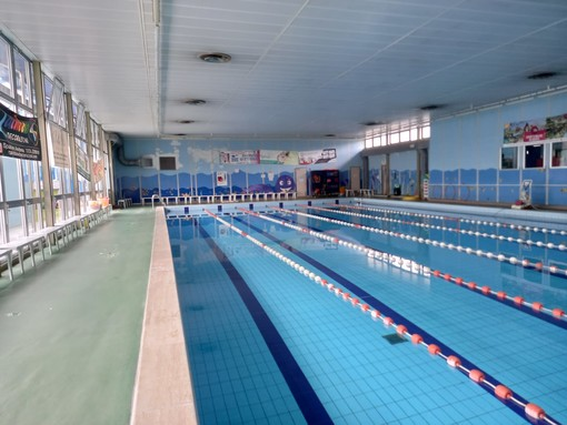 La piscina di Luserna San Giovanni