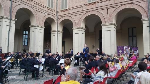 Le Bande del Sorriso: concerto Lions per i bambini nuovi poveri nella corte d'onore di Palazzo Reale