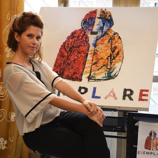 Apre a Torino la quarta edizione di Art for Excellence: Tra gli artisti Lady Be