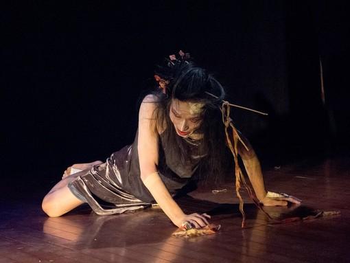 Quinta edizione del Moving Bodies Festival Butoh e performance art