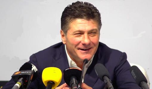 """Mazzarri: """"A Udine voglio un Toro attento e feroce"""""""