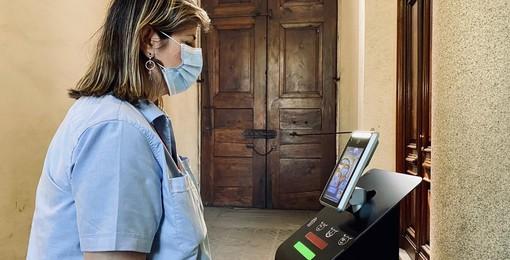 Al Mauriziano arrivano i thermal gate: primo ospedale con postazioni fisse automatizzate per rilevare la temperatura