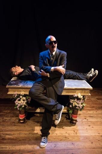Teatro Murialdo, sul palco sale il Sugo dei Duodorant