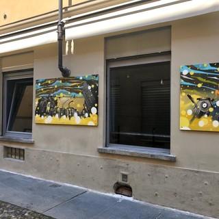 Borgo Vecchio Campidoglio si arricchirà di tre nuove opere di street art