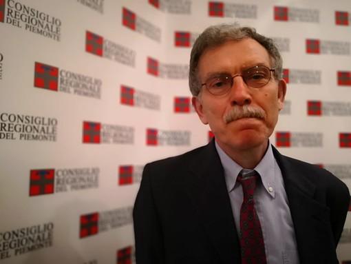 Mauro Salizzoni, vicepresidente del Consiglio regionale