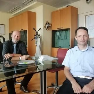 Ha preso servizio il primo comandante della polizia locale metropolitana di Torino