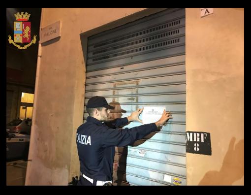 "Barriera di Milano, sospesa la licenza di un ""afrikan market"""