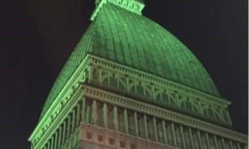"""Domani sera la Mole celebra Torino, in lizza per il titolo di """"Capitale Verde Europea 2022"""""""