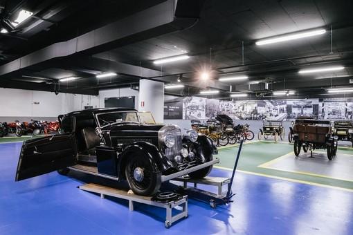 Il MAUTO al Salone dell'Auto di Torino Parco Valentino 2018