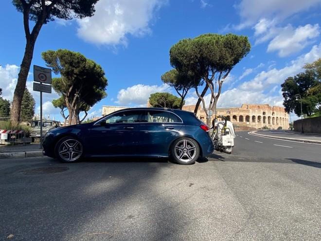 Mercedes-Benz e Bosch RDE Emission Test: nelle principali città italiane i test sulle emissioni in condizioni di guida reale