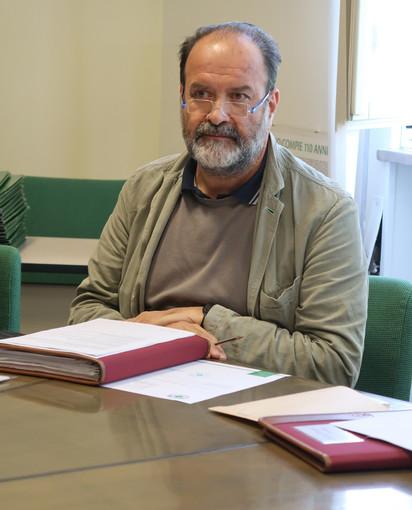 Mario Paolo Moioso, presidente Croce Verde Torino