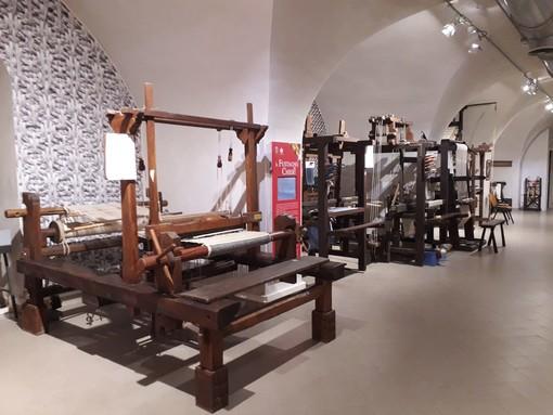 Nel prossimo fine settimana riapre il Museo del Tessile di Chieri