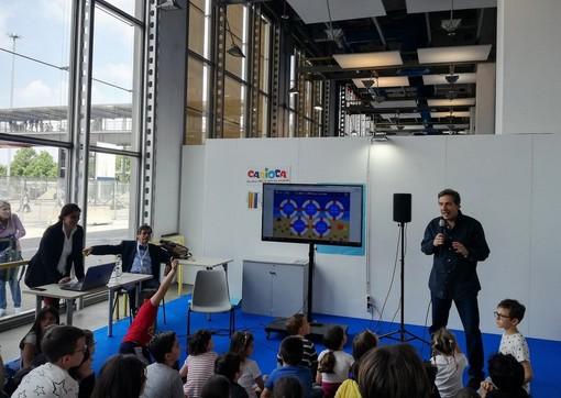 MyEdu porta la scuola digitale al Salone del Libro con Mari Tozzi e l'Acquario di Genova