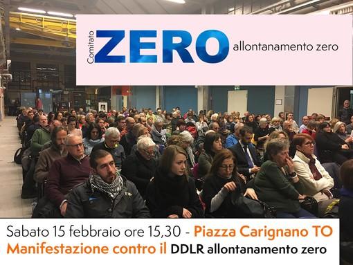 """Domani a Torino Flash mob contro il ddl regionale """"Allontanamento zero"""""""