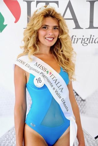 Consigliera comunale di Cinzano eletta Miss Eleganza