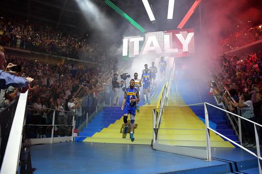 A Torino le finali maschili della Volleyball Nations League