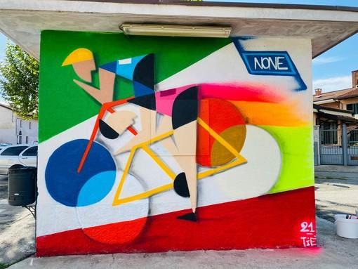 Murale per Giro d'Italia None