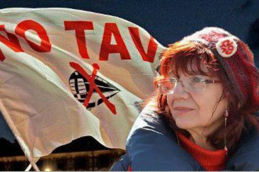 """Ordine di carcerazione per la """"pasionaria"""" No Tav Nicoletta Dosio"""
