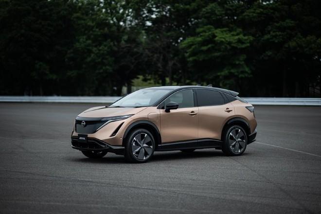Nissan inizia una nuova era con Ariya