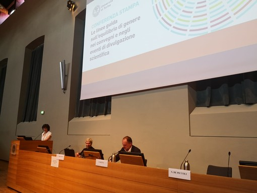 """Più donne relatori e locandine attente alla parità di genere: UniTo adotta un decalogo contro le discriminazioni """"rosa"""""""