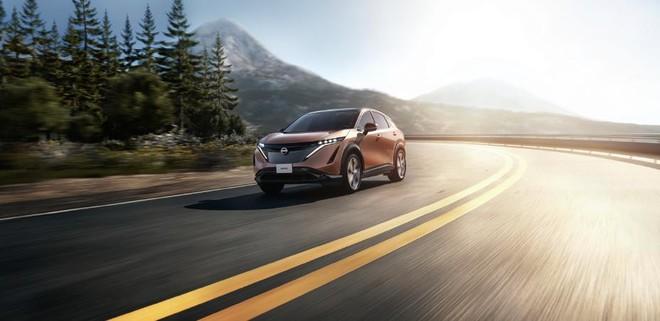 Nissan presenta in esclusiva la rivista Horizon: viaggio alla scoperta del design di Nissan ARIYA