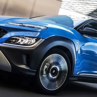 Nuova KONA amplia la gamma elettrificata dei SUV Hyundai