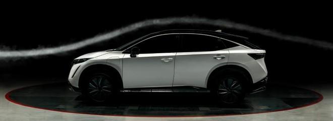 Nissan Ariya si appresta a divenire il crossover Nissan più aerodinamico di sempre