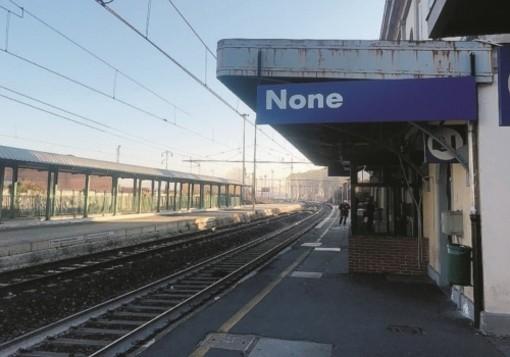 Al via una petizione per riaprire la sala d'attesa della stazione di None