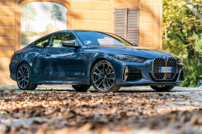Presentata a Fontanafredda la nuova BMW Serie 4 Coupé