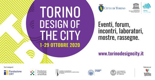 Torino Design of the City torna dall'1 al 29 ottobre