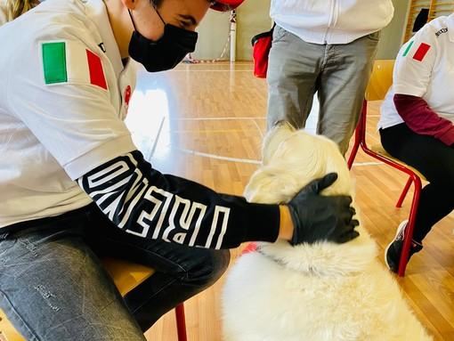 Nelle scuole cottolenghine di Torino, Pinerolo e Brusasco arriva la Dog Therapy