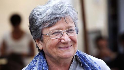 La scrittrice Margherita Oggero