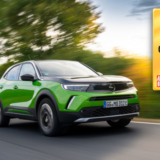 "Nuovo Opel Mokka-e vince il ""Connected Car Award"""