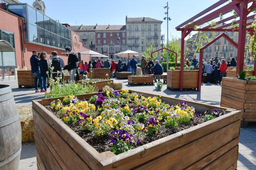 Ritorna per il terzo anno consecutivo l'Orto Urbano di Torino