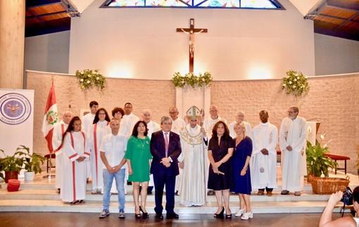 Opi Torino e Assinp celebrano la ricorrenza della santa patrona degli infermieri peruviani