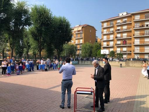 """Moncalieri, Paolo Montagna e la ripartenza della scuola: """"Un giorno sempre speciale"""""""