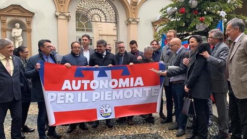 Regione Piemonte, istituita la Commissione permanente Autonomia