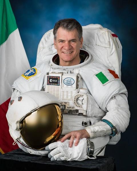 L'astronauta dei record Paolo Nespoli ospite al Festival dell'Innovazione e della Scienza di Settimo