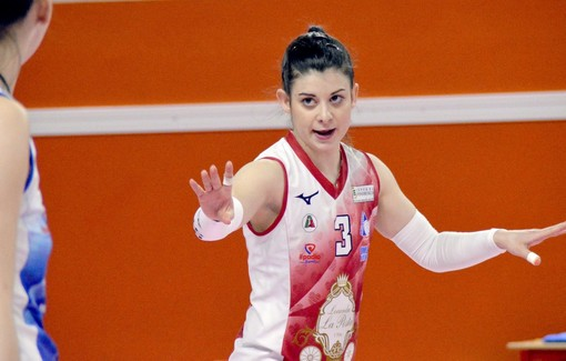 Silvia Fiori (Foto di Cinzia Consolati)
