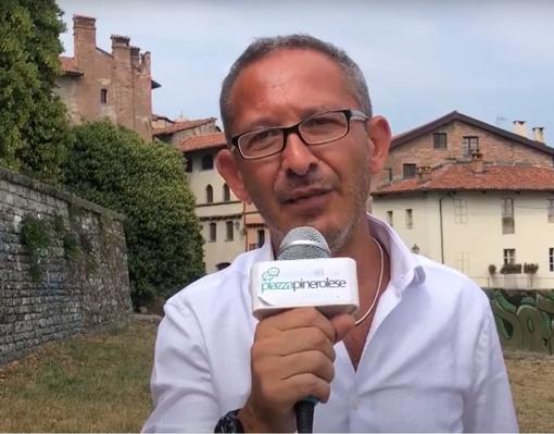 Luca Barbero (segretario del Pd di Pinerolo)