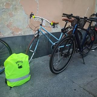 Con buche e buie: da oggi i ciclisti di Torino fanno il check delle piste