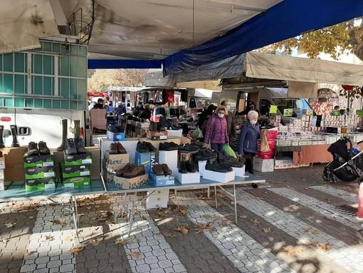 Il mercato di Pinerolo