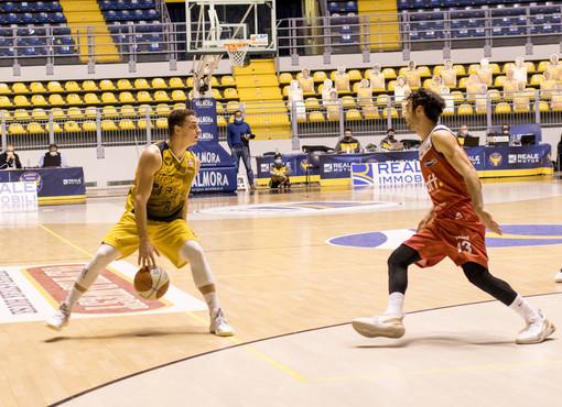 La Reale Mutua Basket Torino non si ferma più: superata anche Udine