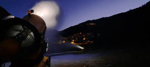Prali spara neve e l'Unione montana scrive al Governo