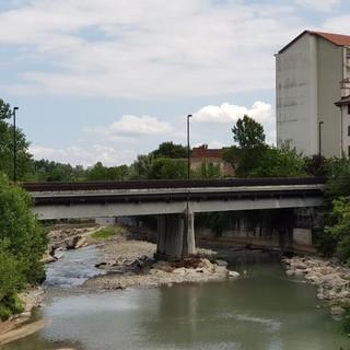 Venaria, al via il cantiere per la sistemazione dei giunti del Ponte Cavallo