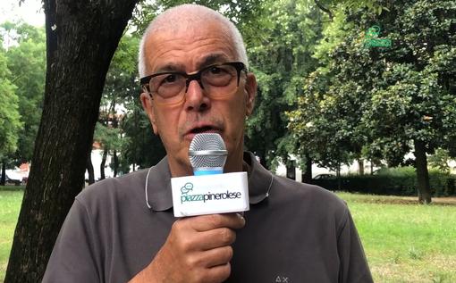 Giuseppino Berti piazza Garibaldi Pinerolo