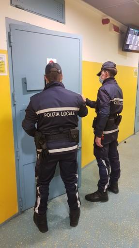 polizia municipale - foto di repertorio