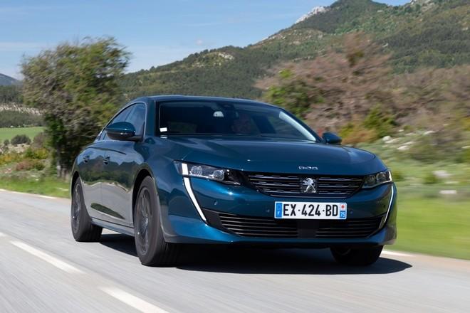 Peugeot rinnova la gamma di 508